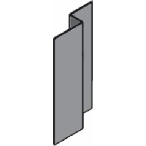 Z-shaped profile